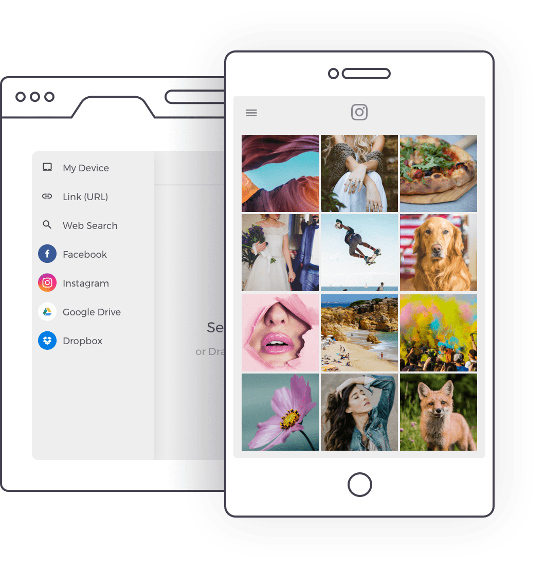 The World's First File Picker for Developers Illustration